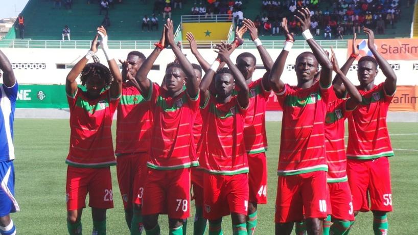 Ligue 1 sénégalaise : l'AS Pikine toujours leader, Niary Tally reste dans la zone rouge