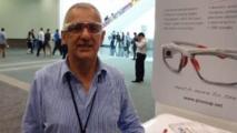 Lunettes connectées : GlassUp, la petite italienne qui veut faire de l'ombre à Google