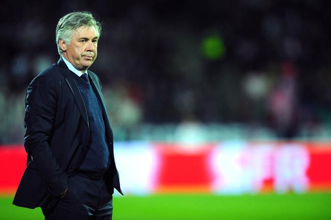 Le PSG fait grimper le prix d'Ancelotti à 7,5ME !