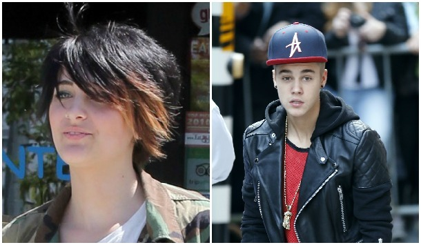 """Paris Jackson """"déteste"""" Justin Bieber"""