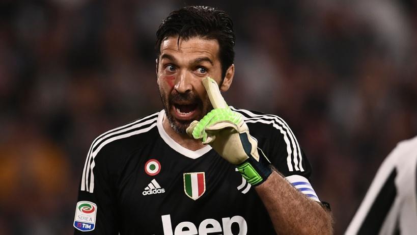 Gianluigi Buffon annonce son départ de la Juventus