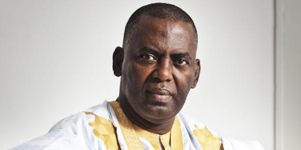 Visite de courtoisie: Jamra reçoit le chef de l'opposition Mauritanienne, Biram Ould Dah Abeid