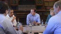 Syrie, libre-échange, transparence: le copieux menu du G8