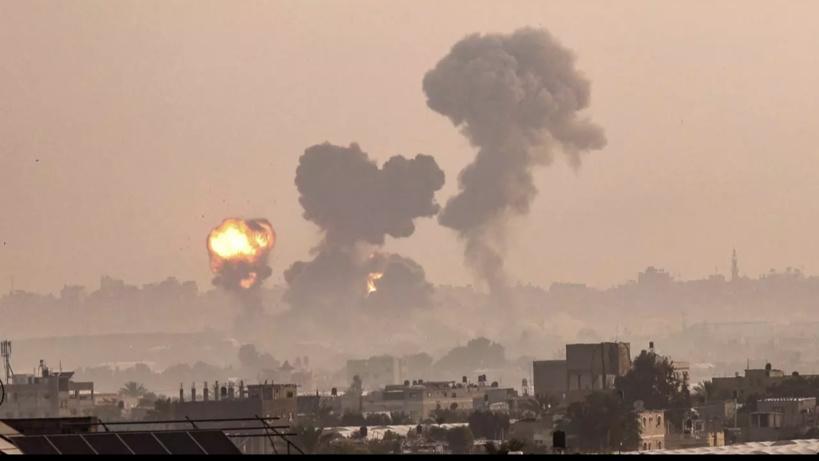 Israël: un mort dans les tirs de roquettes du Hamas près de Tel-Aviv