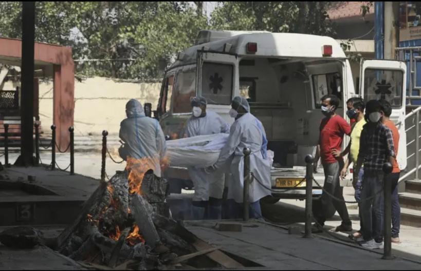 L'Inde franchit la barre des 250 000 décès dus au Covid-19