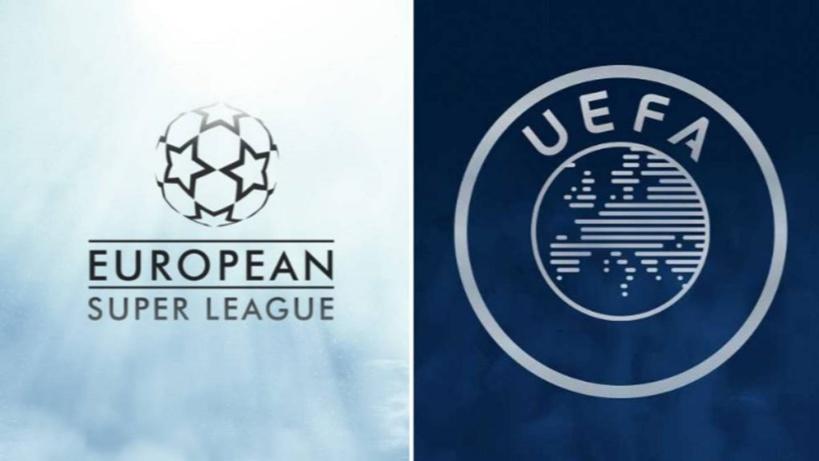Super League : l'UEFA ouvre une procédure disciplinaire contre le Real Madrid, le FC Barcelone et la Juventus
