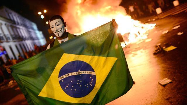 Coupe des confédérations - incidents au Brésil: La réponse de Sepp Blatter