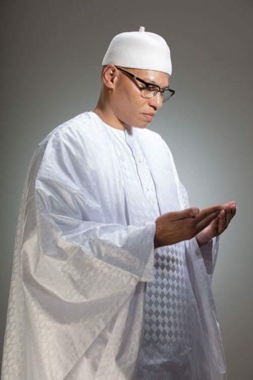 """Message de Karim Wade aux jeunes depuis Doha """" faites preuve de résilience pour développer le Sénégal de demain"""""""