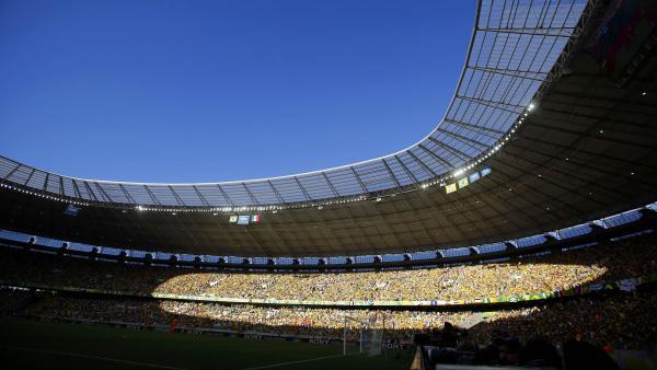 Le Brésil va tout droit vers les demi-finales, mais les Brésiliens continuent de manifester