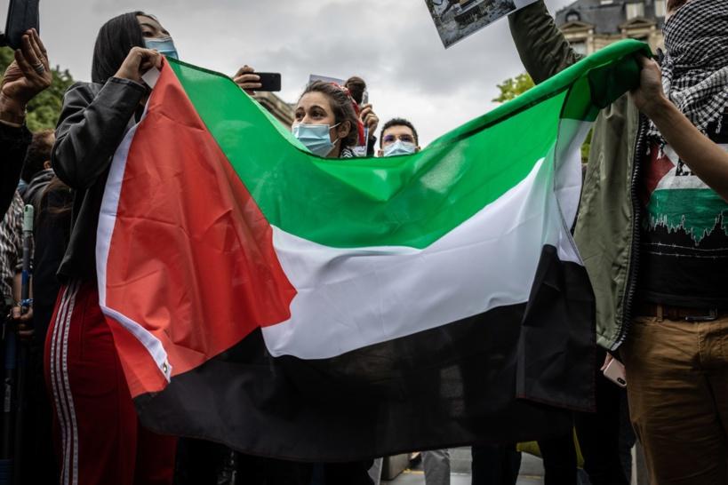 France: la manifestation pour la Palestine interdite à Paris