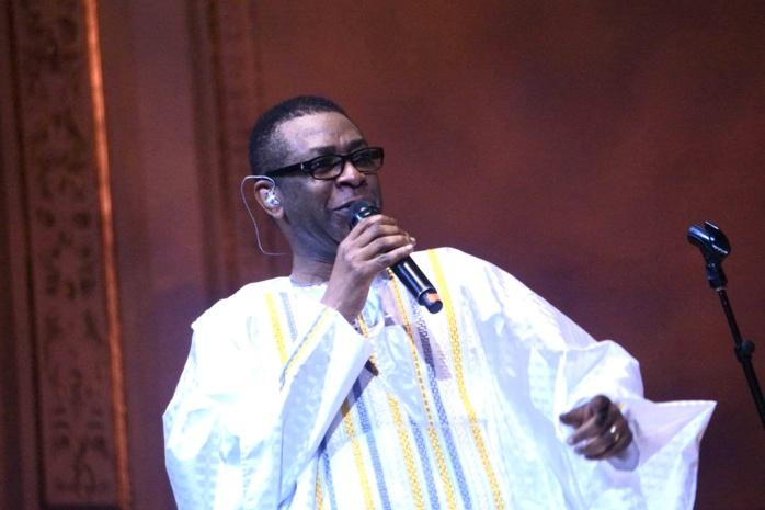 Youssou Ndour annonce une « petite pause » dans sa carrière musicale