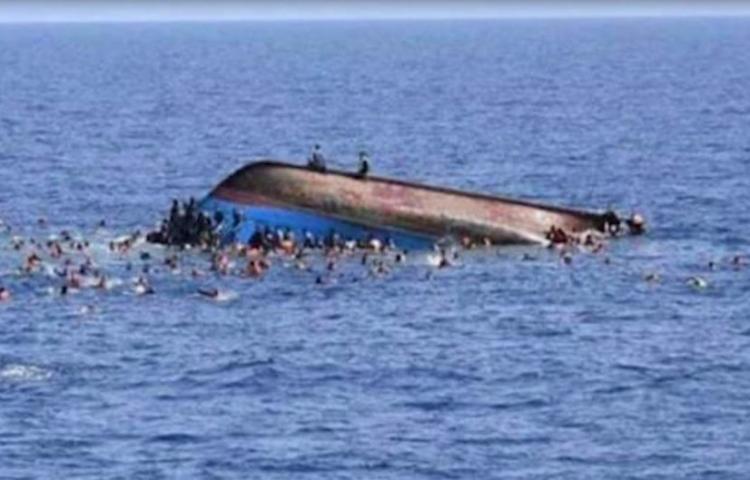 Tunisie: Au  moins 17 migrants portés disparus après le naufrage de leur bateau