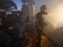 Parc Gezi, 15 juin 2013. REUTERS/Yannis Behrakis