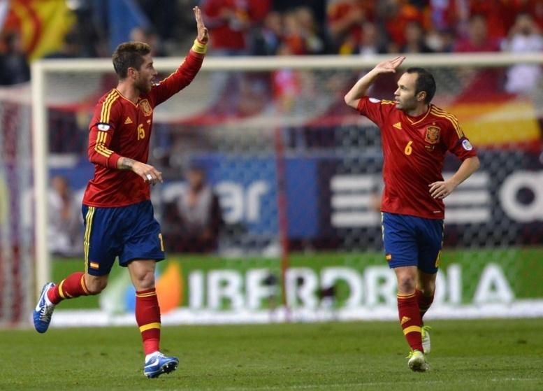 FIFA-Record d'écart de buts en phase finale: l'Espagne surclasse Hongrie et Yougoslavie