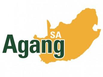 Logo du nouveau parti sud-africain Agang SA. Agang SA