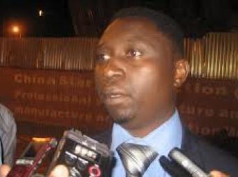Frank Habineza, le président du Parti vert, parti d'opposition. Rwandagreendemocrats.org