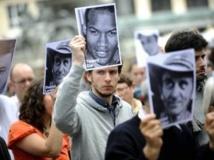 A Nantes, dans l'ouest de la France, le 1er juin dernier, des familles et proches des otages enlevés au Niger avaient organisé un rassemblement.