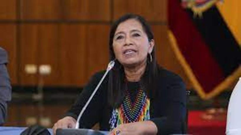 Équateur: Guadalupe Llori élue présidente de l'Assemblée, une première pour le parti indigène