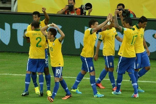 Coupe des Confédérations 2013 : Italie-Brésil : 2-4, Neymar au sommet !