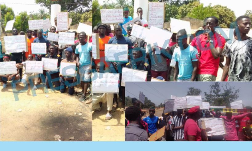 Simbandi Balante : 41 villages réclament une couverture d'électricité