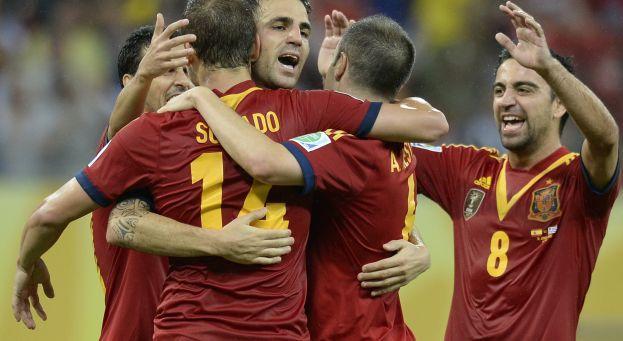 Coupe des confédérations: pas de miracle pour le Nigéria éliminé (0-3) par l'Espagne qui retrouve l'Italie en demi-finales
