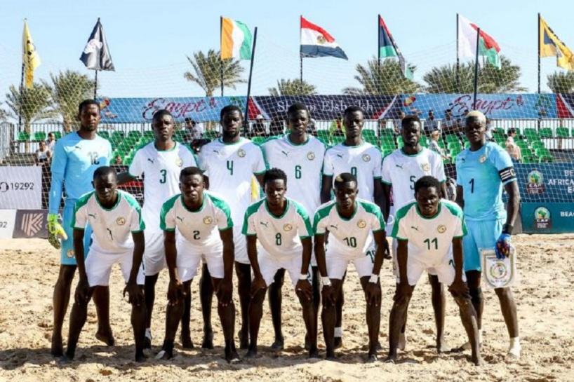 """Beach Soccer : les """"Lions"""" balaient les Seychelles en match amical (8-0)"""