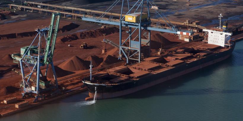 Extension de 250 mètres de terre du Port minéralier et vraquier : les populations de Sendou disent niet