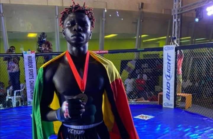 MMA: le Sénégalais Demba Seck vainqueur de l'Open international du Cameroun