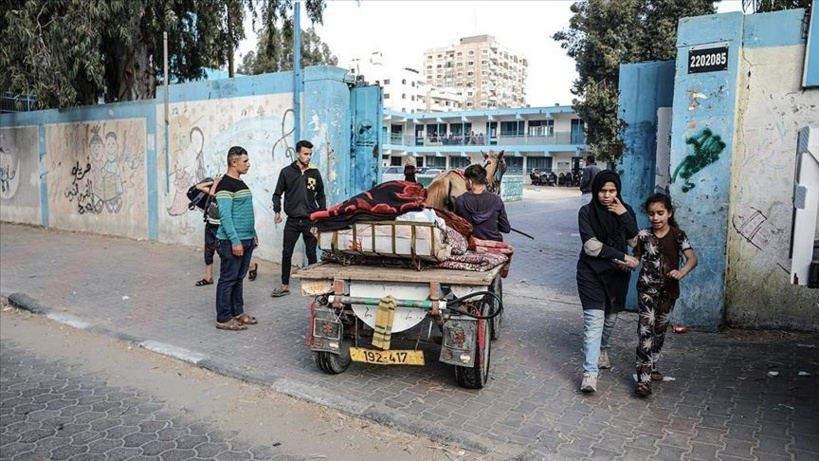 Plus de 52 000 Palestiniens déplacés à Gaza, selon l'ONU