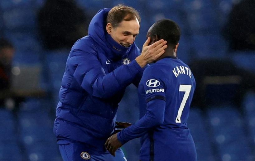 Chelsea: Tuchel donne des nouvelles sur la blessure de Ngolo Kanté