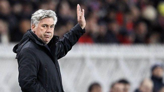 Real Madrid: Ancelotti signe pour trois ans