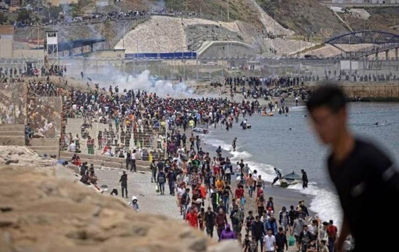 Ceuta: «l'Europe ne se laissera intimider par personne», selon le vice-président de la Commission