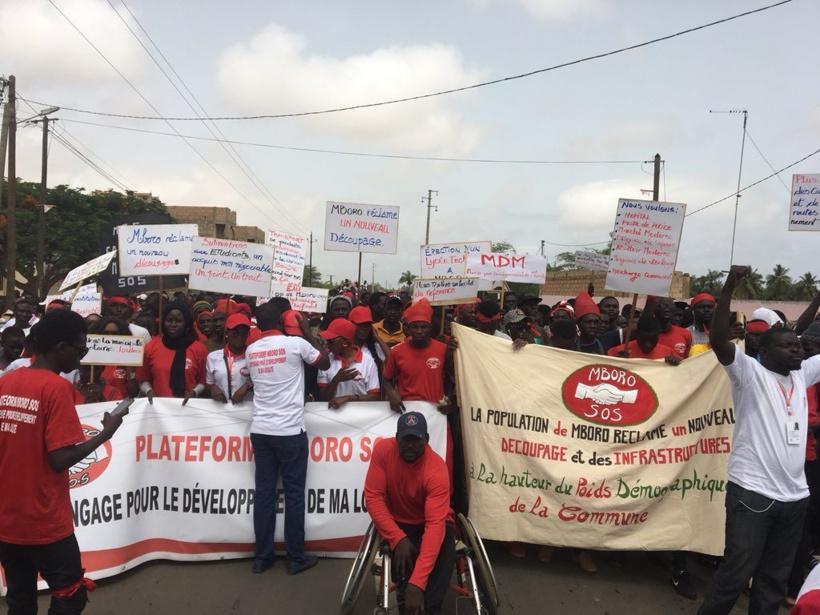 Projet de Re-découpage administratif: Mboro SOS appelle Macky à corriger l'erreur de 2002 qui a rendu exiguë sa commune