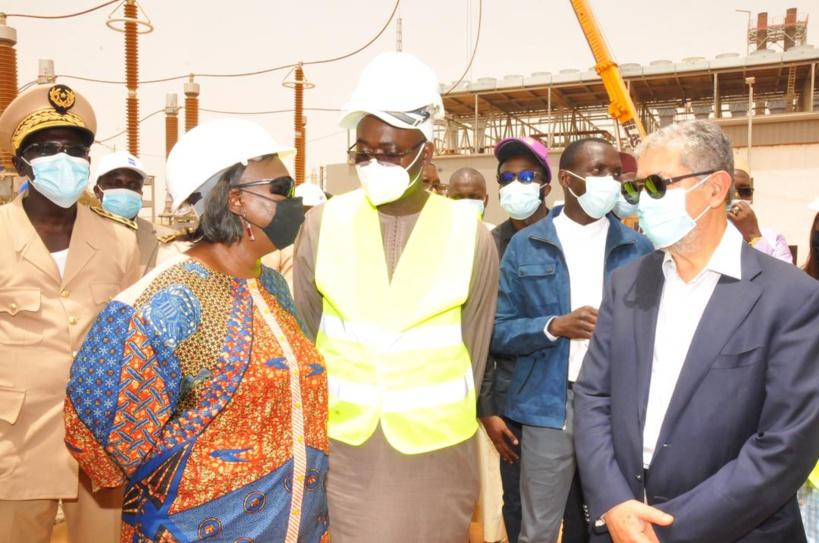 Construction Centrale Malicounda: La mise en service des 120 MW prévue en septembre prochain