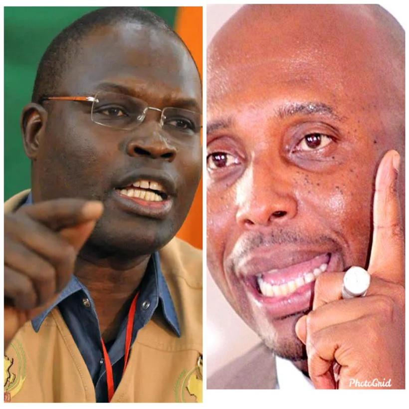 Malaise autour de la candidature de Dias-fils: Taxawu Dakar tempère, le camp de Barth écarte tout clash avec Khalifa Sall