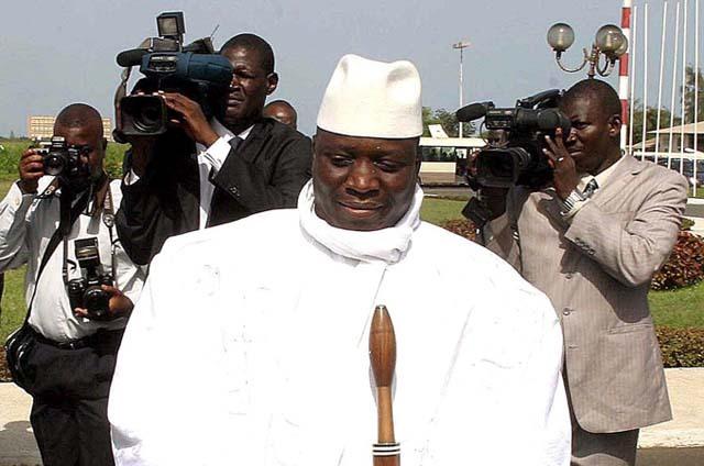 Visite Barack Obama : Pourquoi le président gambien Yahya Jammeh sera reçu en audience ?