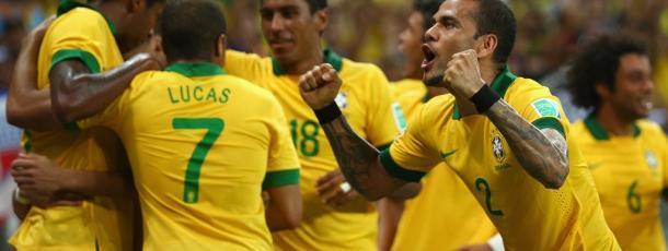 Coupe des Confédérations : Le Brésil en finale et attend l'Espagne ou l'Italie