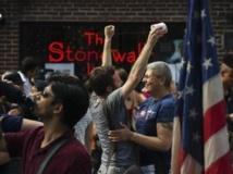 Etats-Unis: avec un «Non», la Cour suprême dit «Oui» au mariage gay