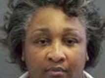 Le visage de Kimberly McCarthy, condamnée à la peine de mort au Texas et exécutée pour le meurtre de sa voisine