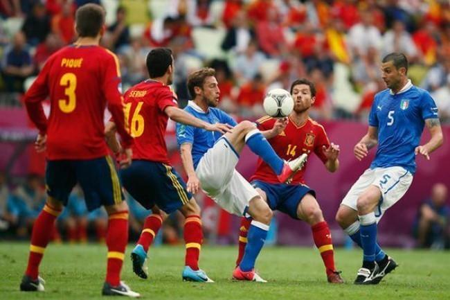 Coupe des confédérations-2ème demi-finales ce soir: le derby européen de l'Espagne vs l'Italie (composition des équipes)