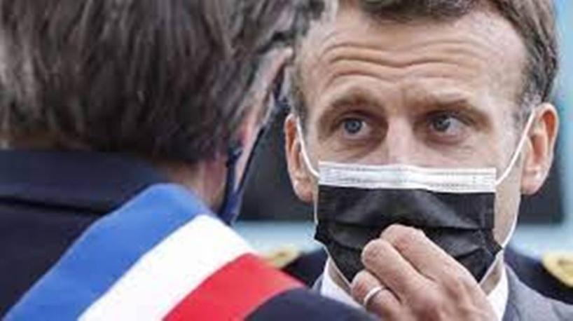 """Covid-19 : Emmanuel Macron annonce un statut de """"Mort pour le service de la République"""""""