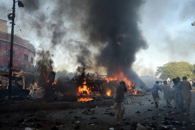 Pakistan: au moins six morts dans l'explosion d'une bombe lors d'un rassemblement pro-palestinien