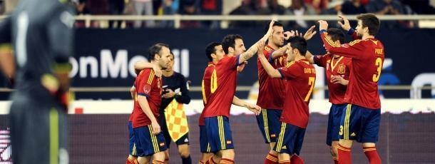 Coupe des confédérations: Brésil / Espagne, la finale