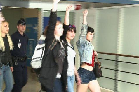 Les Femen libérées témoignent de leur détention et des Tunisiennes qu'elles y ont rencontrées