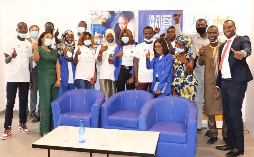 """Emploi au Sénégal : L'UE, avec Eurocham, pour """"mettre les jeunes en lumière…"""""""