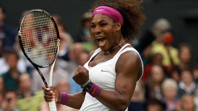 Wimbledon : Serena Williams au troisième tour