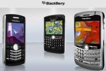 BlackBerry: perte nette de 84 millions de dollars au 1er trimestre