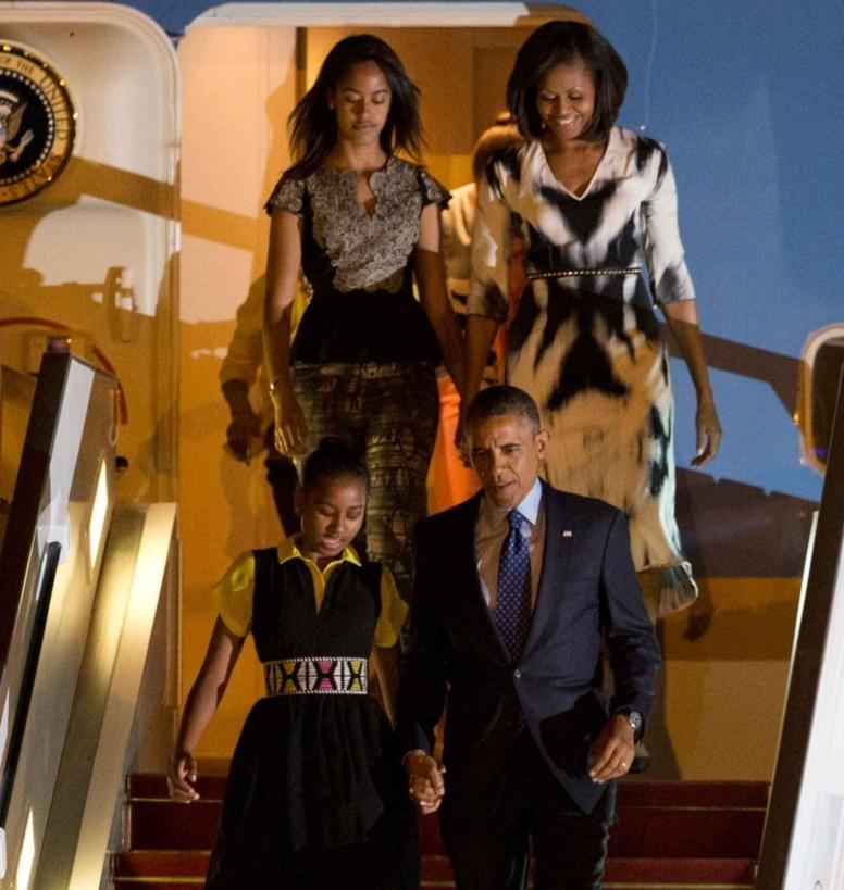 Comment Barack Obama a séduit les sénégalais - les moments forts de la visite en images (30photos)