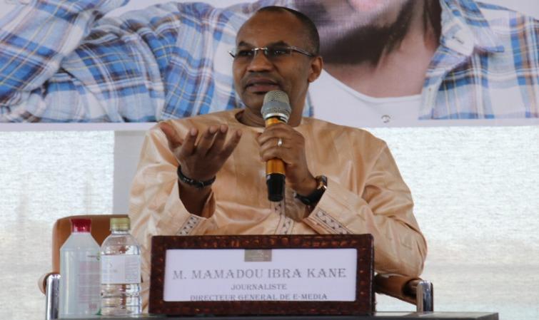Aucun découpage politique n'est «innocent», selon Mamadou Ibra Kane