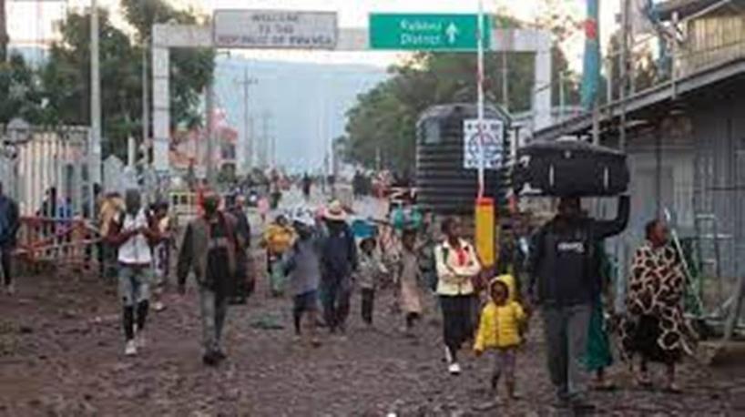 RDC: des habitants hésitent à rentrer à Goma après l'éruption du Nyiragongo